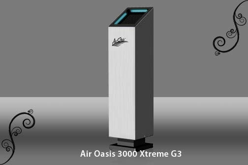 Air Oasis AO3000 Xtreme G3 UV Air Purifier