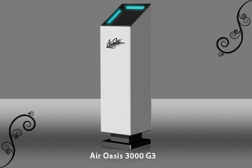 Air Oasis AO3000 G3 UV Air Purifier