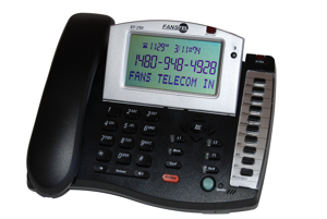 Fanstel ST250 2 Line Amplified Corded Business Speakerphone